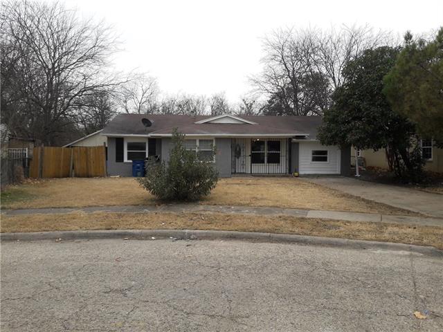 Photo of 6856 Brierfield Circle  Dallas  TX