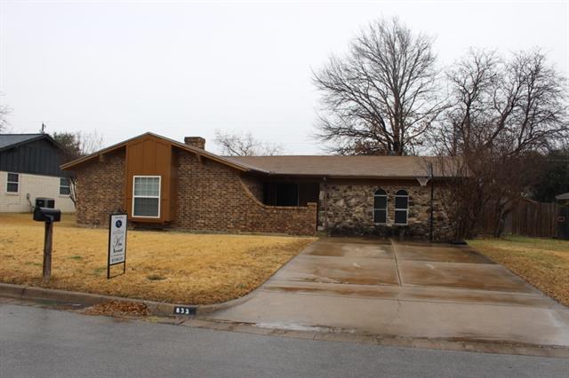 Photo of 833 Springdale Road  Bedford  TX