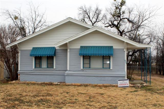 Photo of 804 N Ave E  Haskell  TX