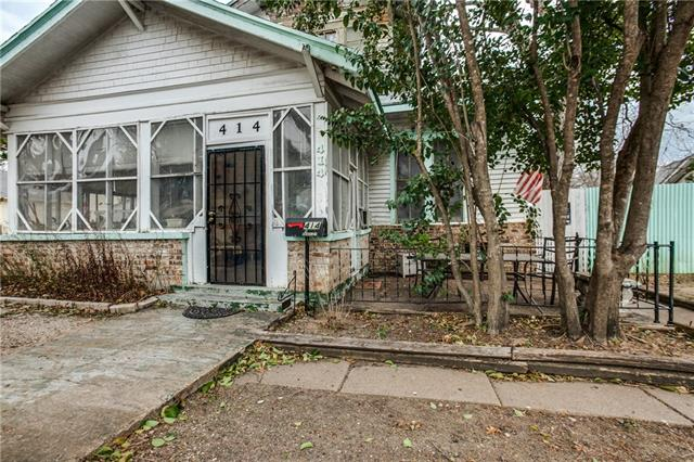 Photo of 414 N Bradley Street  McKinney  TX