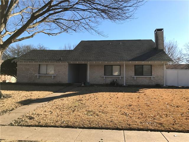 Photo of 1720 Carol Stream Drive  Richardson  TX