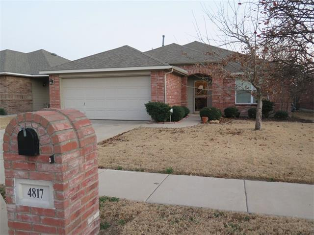 Photo of 4817 Caraway Drive  Fort Worth  TX