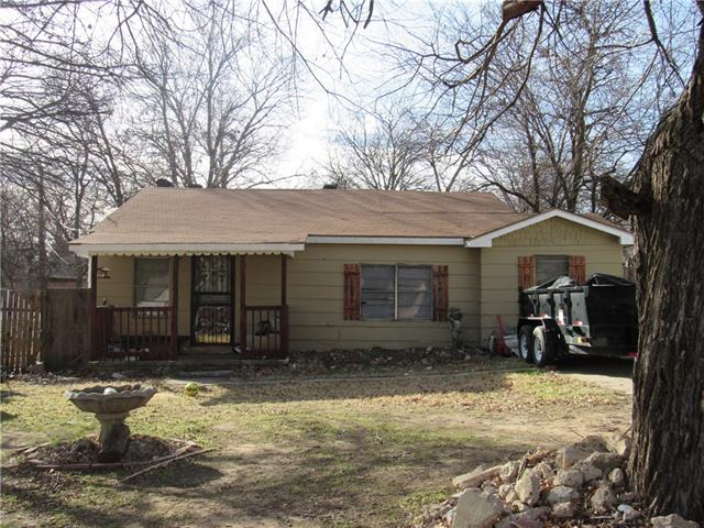Photo of 8221 Carlos Street  White Settlement  TX