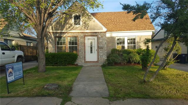 Photo of 3509 Baldwin Avenue  Fort Worth  TX