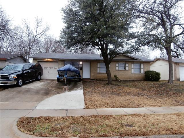 Photo of 1213 Greenbrier Drive  Mesquite  TX