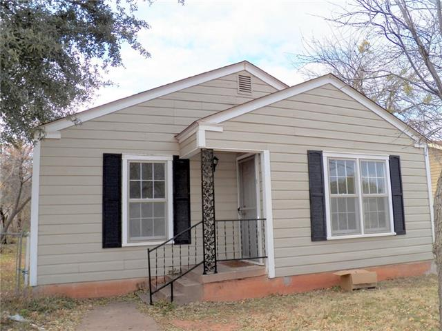 Photo of 918 Sunset Drive  Abilene  TX