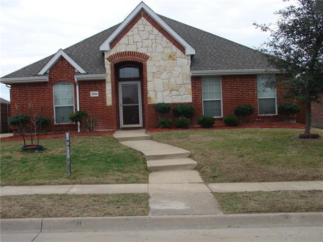 Photo of 3206 Arbor Court  Rowlett  TX