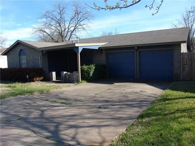 Photo of 1714 Cottonwood Street  Arlington  TX