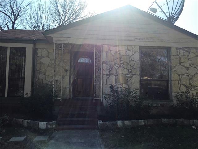 Photo of 2602 Aster Street  Dallas  TX
