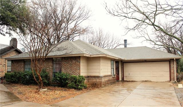 Photo of 3108 Galemeadow Drive  Fort Worth  TX