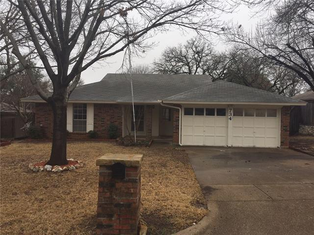 Photo of 734 Somerset Court  Mansfield  TX
