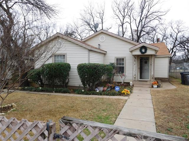 Photo of 2312 Donalee Street  Fort Worth  TX