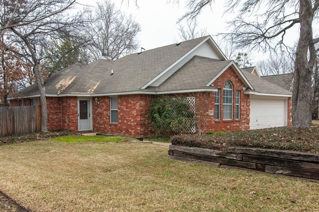 Photo of 1204 Greendale Drive  Bedford  TX