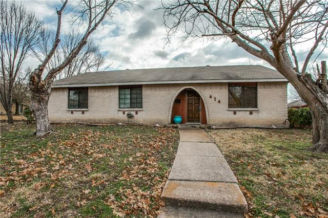 Photo of 414 Independence Drive  Garland  TX