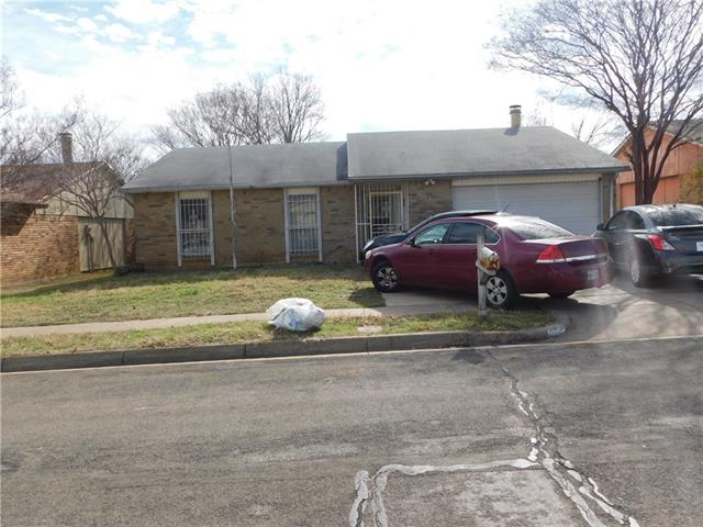 Photo of 3713 Bridalwreath Drive  Fort Worth  TX