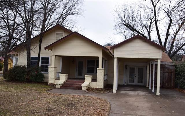 Photo of 1003 4th Avenue  Mineral Wells  TX