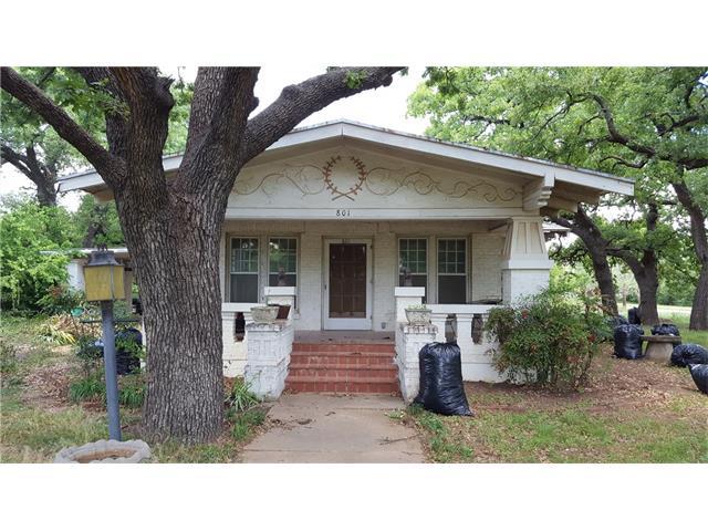 Photo of 801 W Moss Street  Eastland  TX