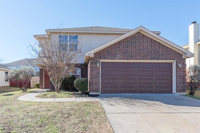 Photo of 137 Centennial Place  Crowley  TX