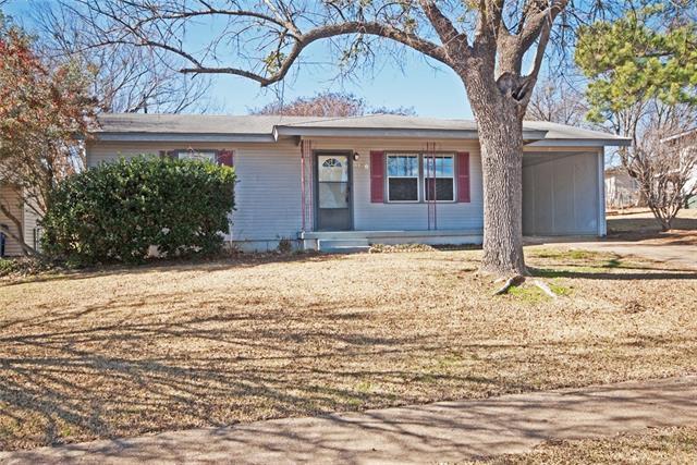 Photo of 1140 Redbud Street  Denison  TX
