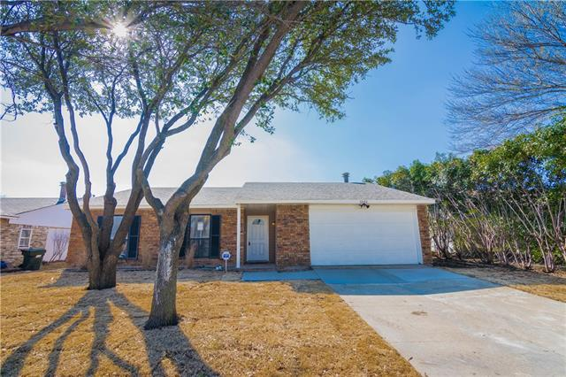Photo of 5320 Nash Drive  The Colony  TX