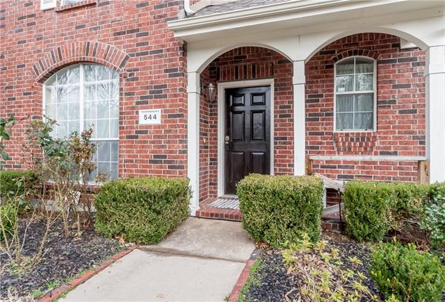 Photo of 544 Hawken Drive  Coppell  TX