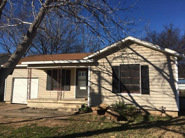 Photo of 804 SW 13th Street  Mineral Wells  TX