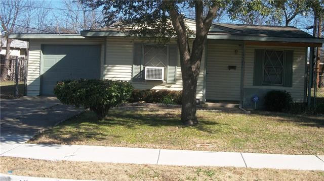 Photo of 4525 Wiman Drive  Fort Worth  TX