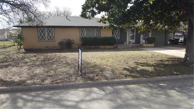 Photo of 114 Hosack Street  Arlington  TX