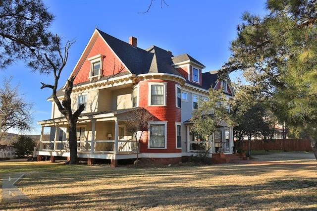 Photo of 601 W 2nd Street  Baird  TX