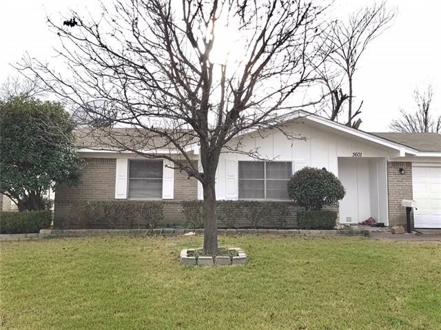 Photo of 3601 Edgebrook Drive  Mesquite  TX