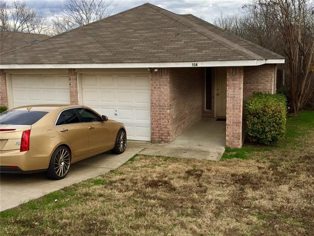 Photo of 114 Alpine Drive  DeSoto  TX