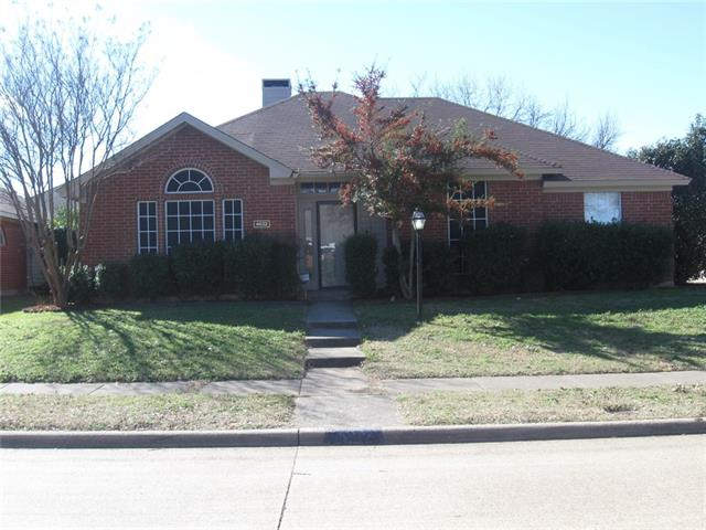 Photo of 4632 Wedgecrest Drive  Dallas  TX
