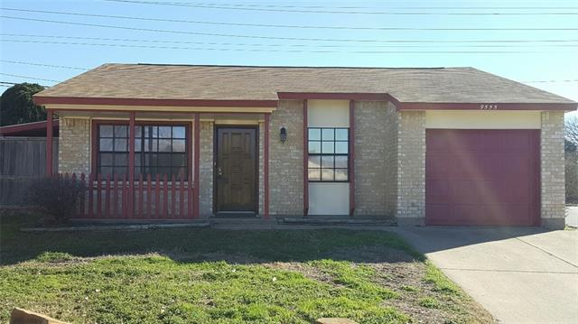 Photo of 9555 Culberson Street  Dallas  TX