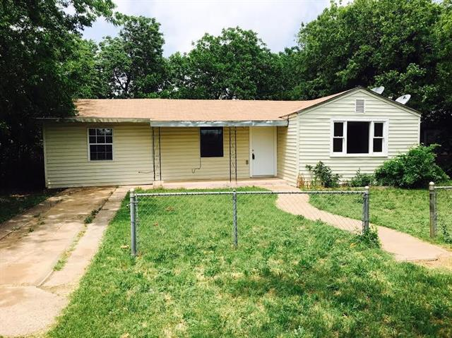 Photo of 918 Pecan Street  Abilene  TX