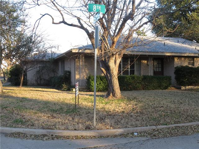 Photo of 110 8th Street  Sanger  TX
