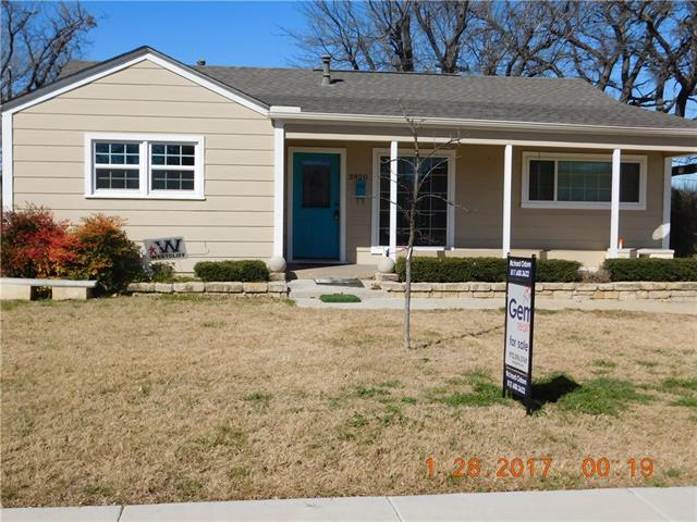Photo of 3920 Winfield Avenue  Fort Worth  TX