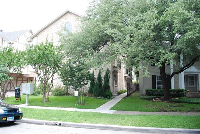 Photo of 4153 Grassmere Lane  University Park  TX