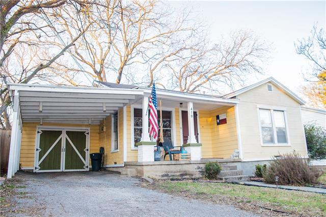 Photo of 410 Mccarty Street  Weatherford  TX
