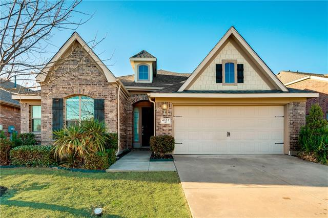 4107 Lee Hutson Drive, Sachse in Dallas County, TX 75048 Home for Sale