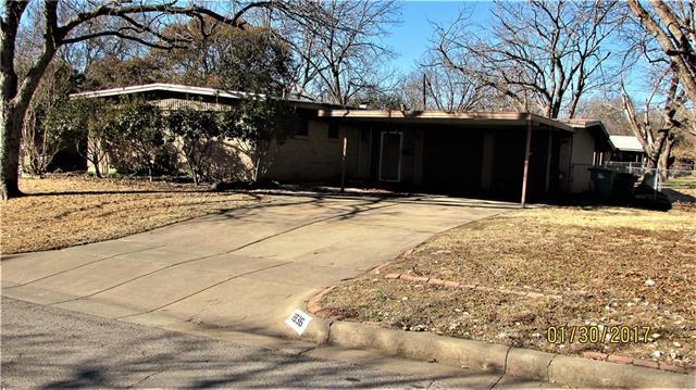 Photo of 3836 Bonnie Drive  Fort Worth  TX