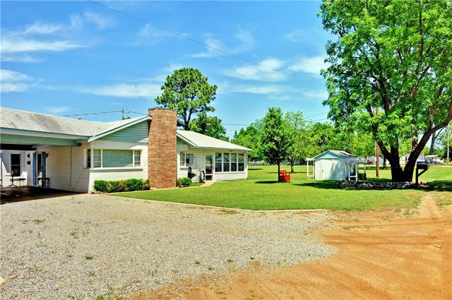 Image of  for Sale near Kenefic, Oklahoma, in Johnston County: 75 acres