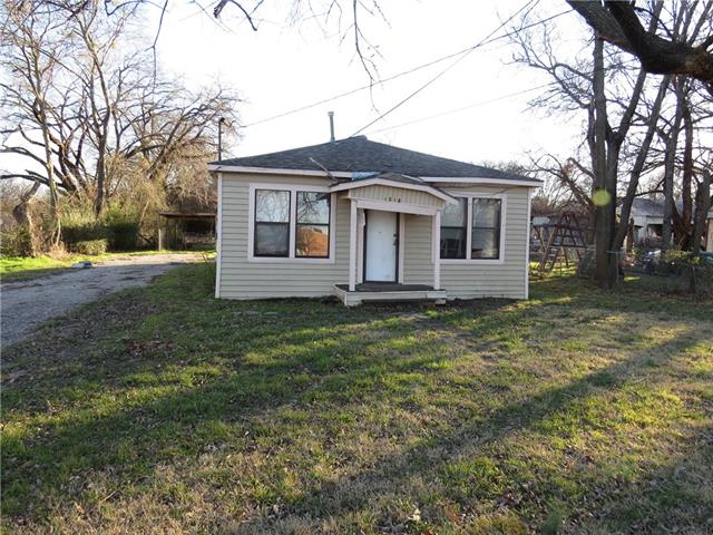 Photo of 1318 Morse Street  Denton  TX