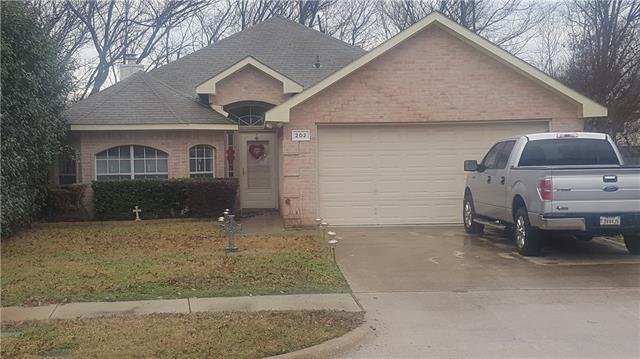 Photo of 202 Vines Drive  Cedar Hill  TX