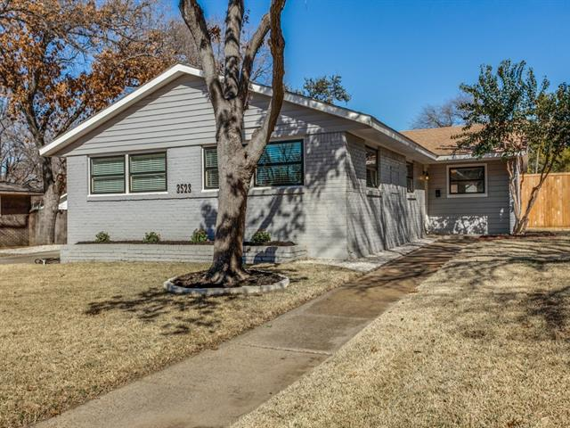 Photo of 3523 Woodleigh Drive  Dallas  TX