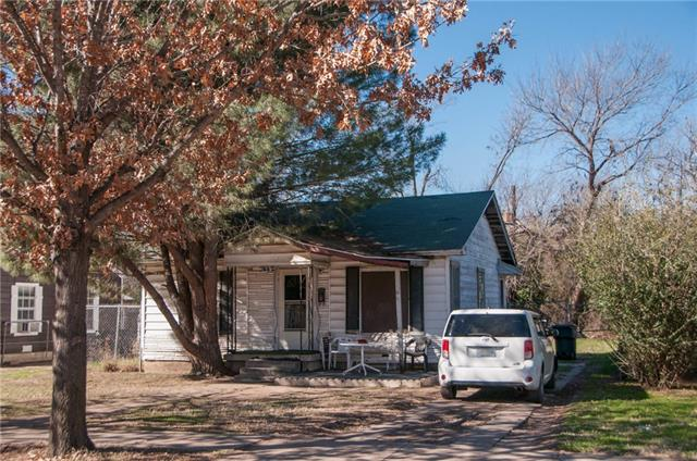 Photo of 159 N JUDKINS Street  Fort Worth  TX