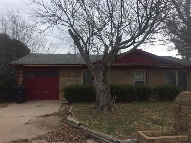 Photo of 5201 Kingston Court  Abilene  TX