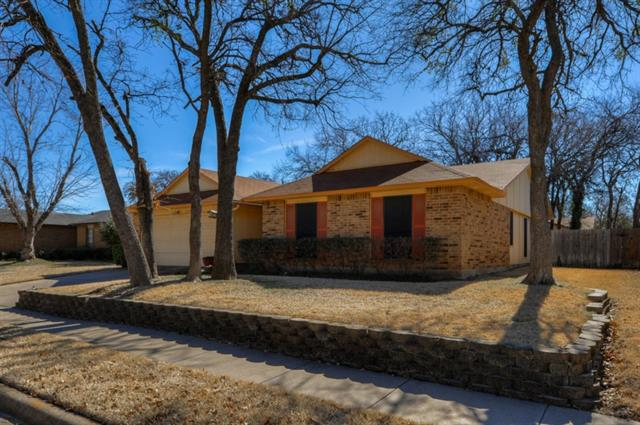 Photo of 3800 Pinewood Street  Bedford  TX
