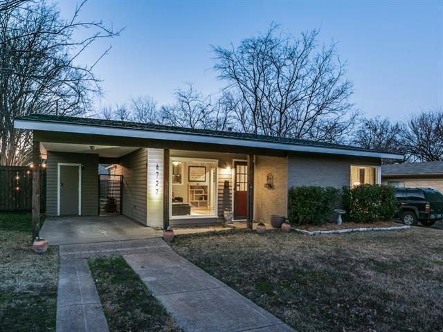 Photo of 6727 Hialeah Drive  Dallas  TX