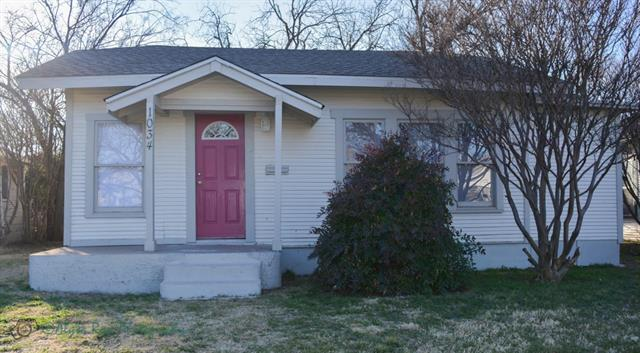 Photo of 1034 Poplar Street  Abilene  TX