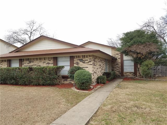 Photo of 3425 Ivanhoe Lane  Garland  TX